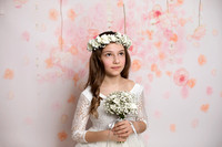 Emily Holy Communion Portraits