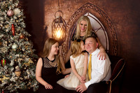 Gosk Family Christmas Portraits